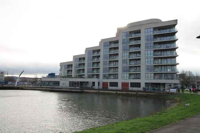 Thumbnail Flat for sale in Mirage, Harbour Road, Portishead, North Somerset