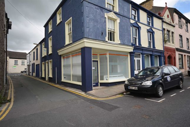 Thumbnail Commercial property for sale in Little Union Street, Ulverston
