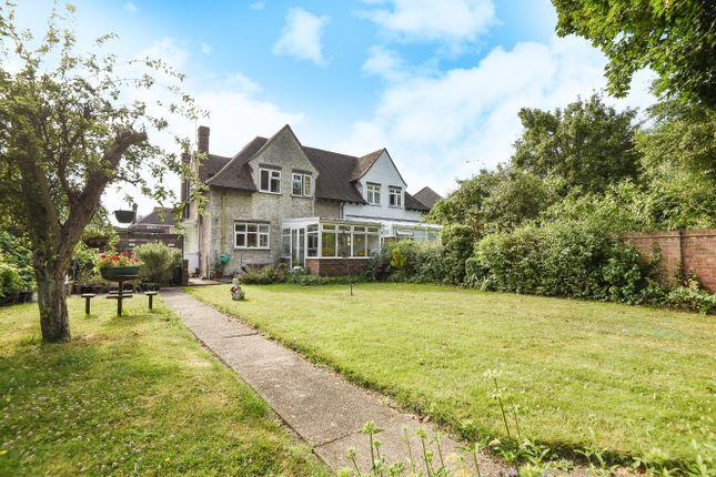Thumbnail Semi-detached house for sale in Queens Avenue, Feltham