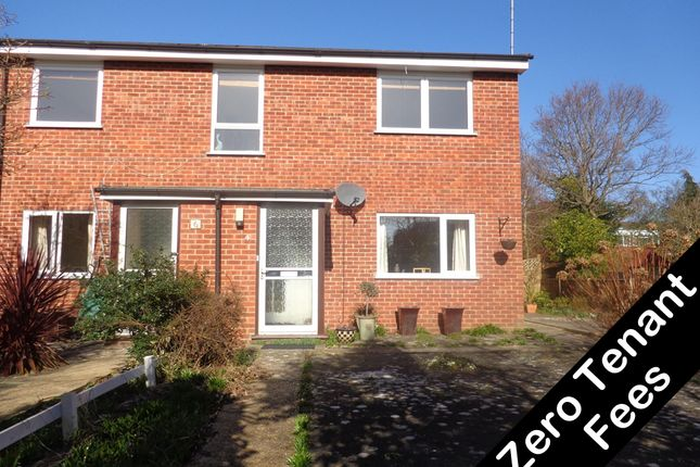 Thumbnail Flat to rent in Havelock Road, Warsash, Southampton, Hampshire