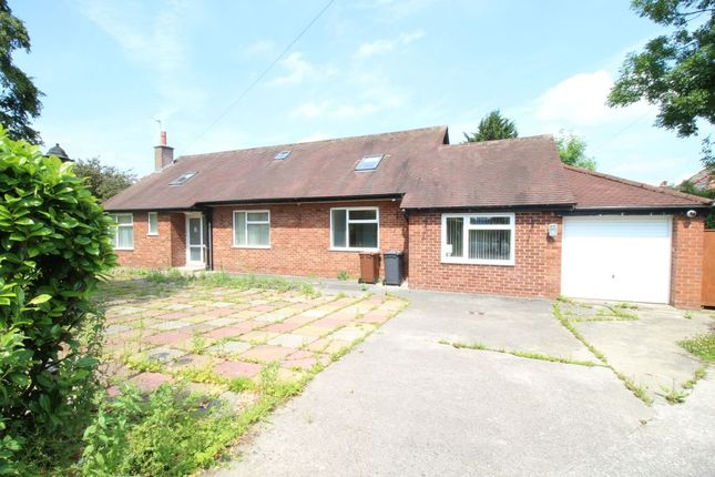 Thumbnail Detached house to rent in Sharoe Green Lane, Fulwood, Preston
