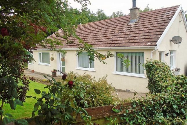 Thumbnail Detached bungalow for sale in Pennygill Lane, Flimby, Maryport