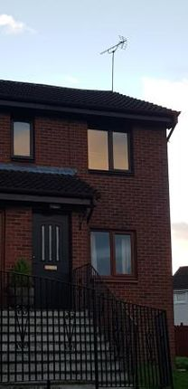 Thumbnail Flat to rent in Millbank Crescent, Clackmannan