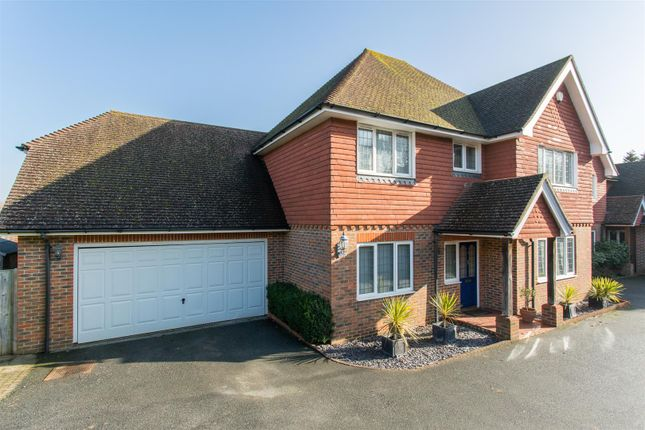 Thumbnail Detached house for sale in Eastbourne Road, Ridgewood, Uckfield