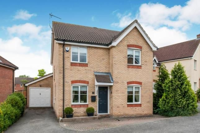 Thumbnail Detached house for sale in Haverhill, Suffolk