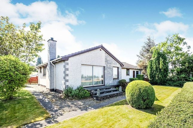 Thumbnail Bungalow for sale in Burn Brae Terrace, Westhill, Inverness