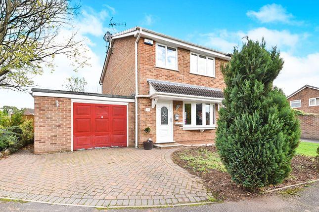 Thumbnail Semi-detached house for sale in Minster Road, Oakwood, Derby