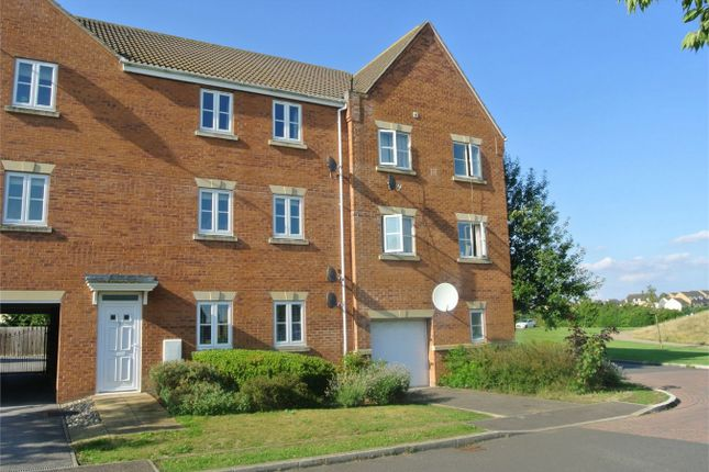 Thumbnail Flat for sale in Ashville Road, Hampton Hargate, Peterborough, Cambridgeshire