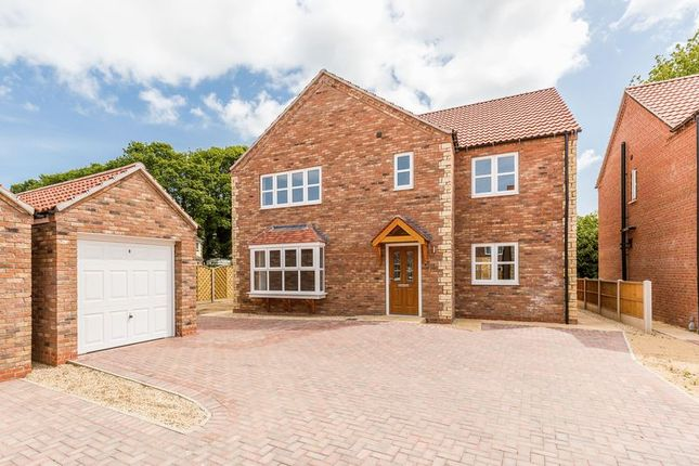 Thumbnail Detached house for sale in Plot 42, Franklin Way, Barrow-Upon-Humber