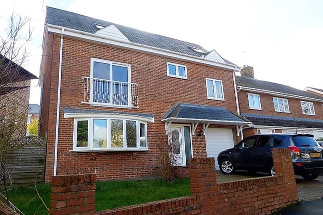 Thumbnail Detached house to rent in Churchill Close, Shotley Bridge