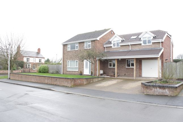 Thumbnail Detached house for sale in Greenway, Farndon, Cheshire