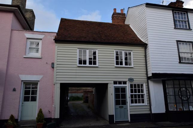 Thumbnail Property to rent in East Street, Coggeshall, Colchester