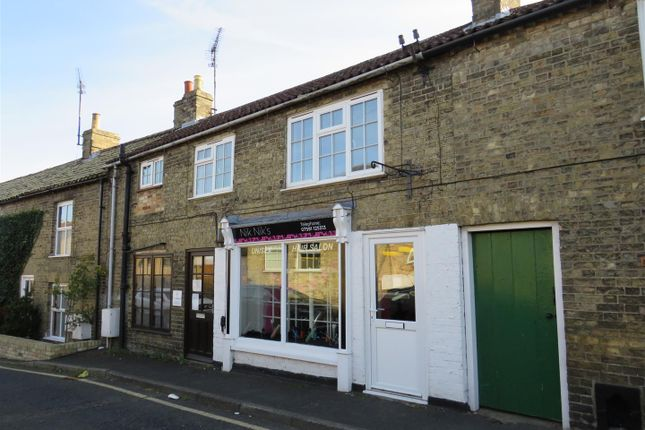 3 bed end terrace house for sale in Globe Lane, Littleport, Ely