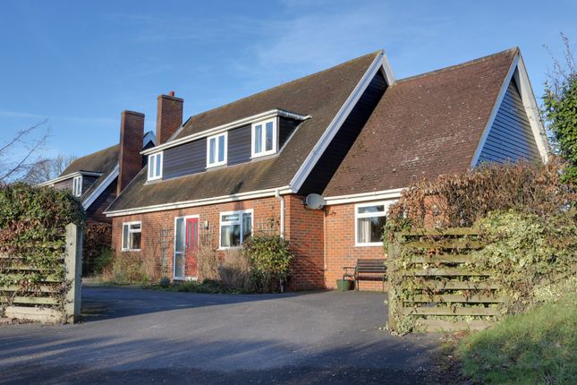 Thumbnail Detached house for sale in Nuffield Lane, Wallingford