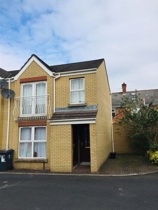 Thumbnail Town house to rent in St. Judes Square, Belfast