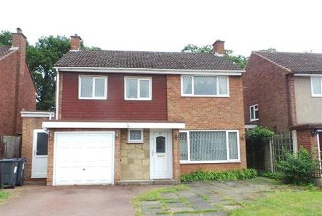 3 bed detached house for sale in Essex Road, Four Oaks, Sutton Coldfield
