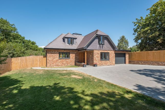Thumbnail Detached house for sale in Ashlake Copse Road, Fishbourne, Isle Of Wight