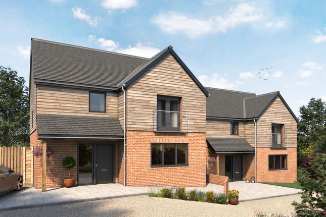Thumbnail Detached house for sale in Much Dewchurch, Hereford