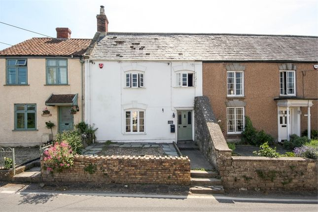 Thumbnail Terraced house for sale in Acacia Cottage, Combe Batch, Wedmore, Somerset