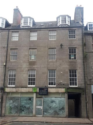 Thumbnail Retail premises to let in 23A Castle Street, Aberdeen