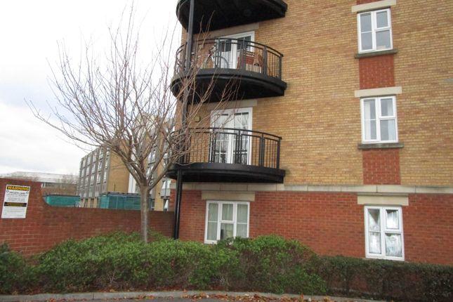Thumbnail Flat to rent in Prewett Street, Redcliffe, Bristol