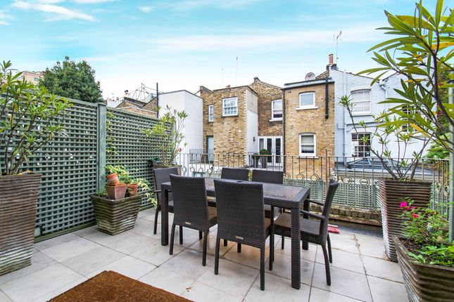 Thumbnail Terraced house to rent in Billing Street, Chelsea, London