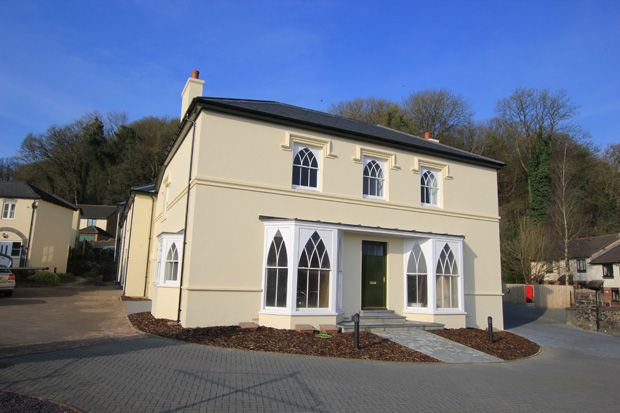 Thumbnail Flat for sale in Plas Ystrad, Johnstown, Carmarthen, Carmarthenshire