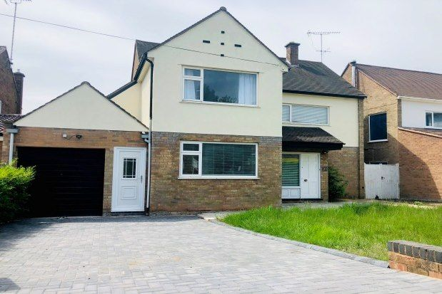Thumbnail Property to rent in Cannon Close, Coventry