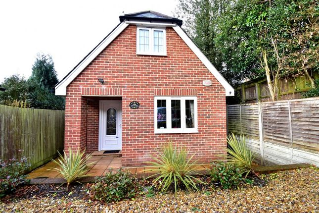 Thumbnail Bungalow for sale in Prospect Road, Ash Vale