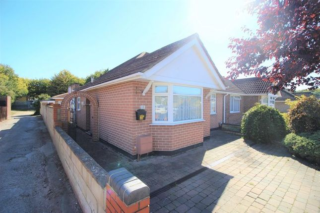 Thumbnail Semi-detached bungalow to rent in Glenwood Close, Old Town, Swindon