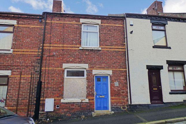 Thumbnail Terraced house for sale in Warren Street, Horden, Peterlee