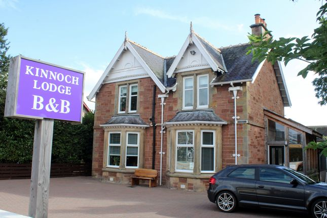 Thumbnail Hotel/guest house for sale in Kinnoch Lodge Guest House, 13 Ballifeary Road, Inverness