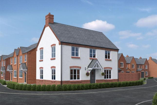 Thumbnail 3 bed property for sale in Plot 6, Brackenfield View, Wessington, Derbyshire