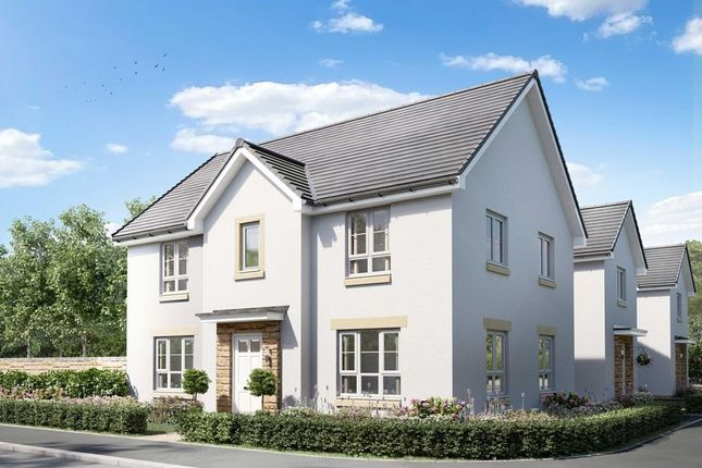 """Thumbnail Detached house for sale in """"Craigston"""" at Boreland Avenue, Kirkcaldy"""