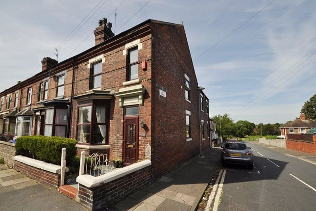 Thumbnail End terrace house for sale in London Road, Trent Vale, Stoke On Trent