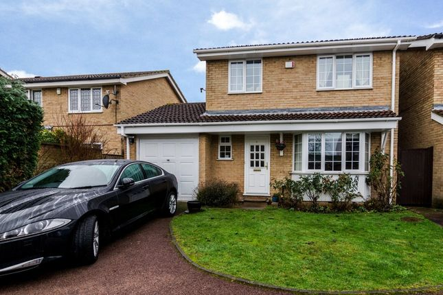 Thumbnail Detached house for sale in Lamorbey Close, Sidcup