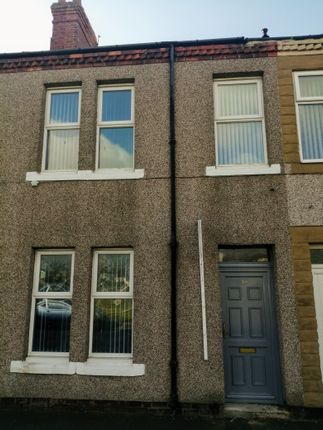 3 bed terraced house to rent in High Street, Guidepost NE62