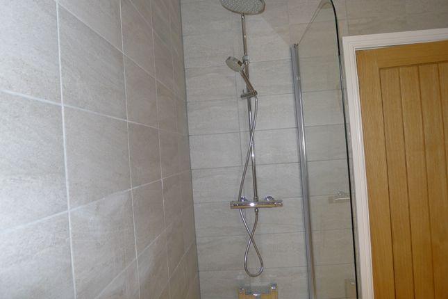 Shower of Little Church Street, Rugby CV21