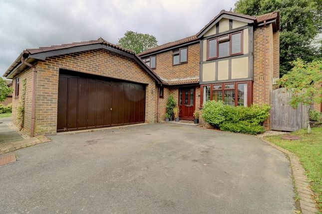 Thumbnail Detached house for sale in Sycamore Close, Heathfield