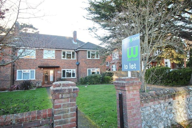 Thumbnail Flat to rent in Little Pembrokes, Downview Road, Worthing