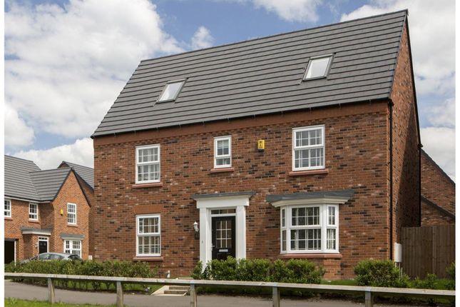 Thumbnail Detached house for sale in Kielder Gardens, Leyland