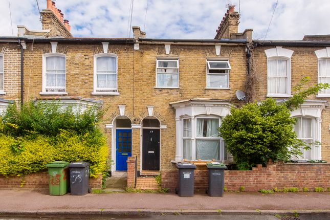 Thumbnail Terraced house to rent in Wrigglesworth Street, London