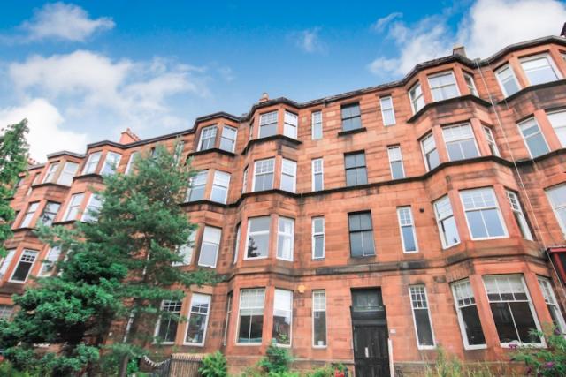 Thumbnail Flat to rent in Dudley Drive, Hyndland, Glasgow, 9Sa