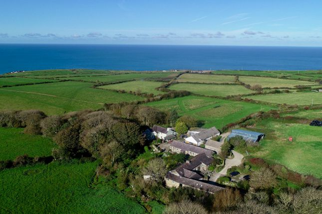16 bed property for sale in Cwm Conell Coastal Cottage, Trewyddel Aberteifi, Moylegrove SA43