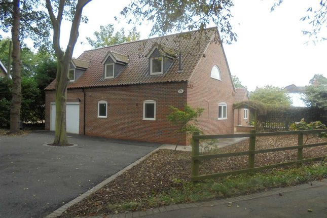 Thumbnail Detached house to rent in Priory Mews, 67A, Church Street, Long Bennington
