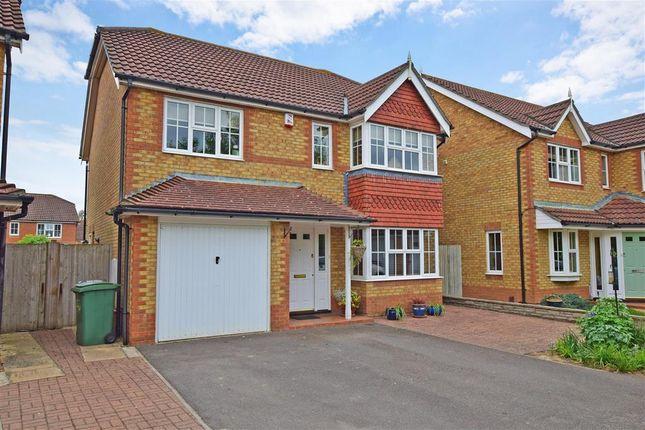 Thumbnail Detached house for sale in Firmin Avenue, Boughton Monchelsea, Maidstone, Kent