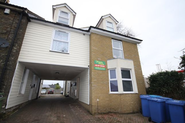 Thumbnail Flat to rent in London Road, Sittingbourne