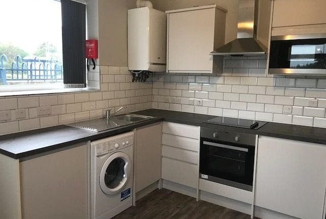 Flat 4 Kitchen of Fabian Way, Port Tennant, Swansea SA1
