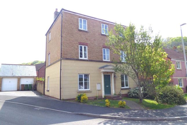 Thumbnail Detached house for sale in White Lady Road, Plymstock, Plymouth, 9Gb.