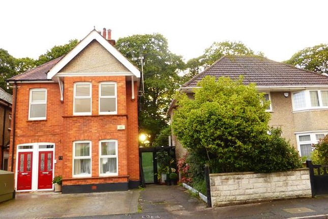 Thumbnail Flat for sale in Seaward Avenue, Southbourne, Bournemouth
